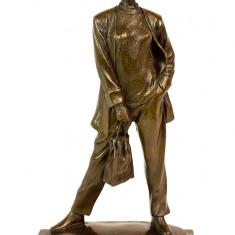 Sculptura - STATUETA BRONZ SEMNATA RUBIN