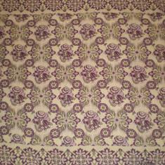 Cuvertura pat / peretar Bulgaria vechime 34 ani produs nou - tesatura textila