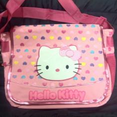 Gentuta Copii - HELLO KITTY:Geanta pentru fete