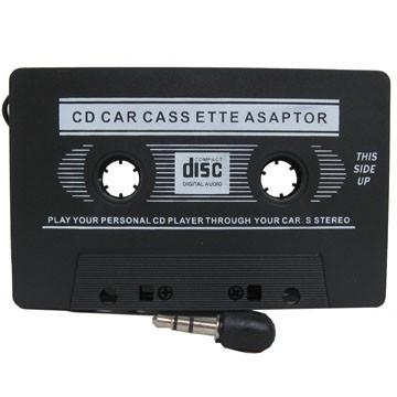 Caseta audio pentru masina cu mufa jack 3.5 mm Brasov foto