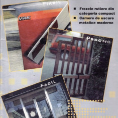 REVISTA DE UNELTE SI ECHIPAMENTE NR. 31 DIN MARTIE 2003 - Revista casa