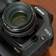 Canon EOS 1Ds Mark III PRO 22 Mega, full-frame - DSLR Canon, Body (doar corp), Peste 16 Mpx