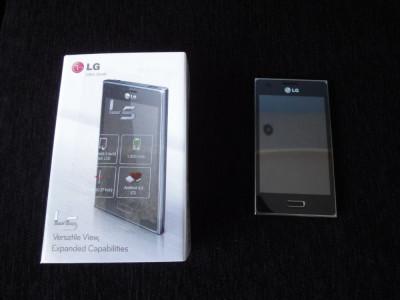 Vand LG L5-E610V  Impecabil cu garantie 2 ani foto
