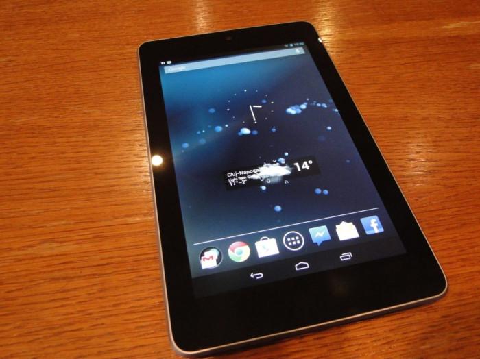 Google Nexus 7, 8 Gb, Wifi, Tableta   SUPER BONUS foto mare
