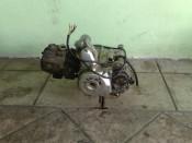 Vand motor de ATV LIFAN 125cc foto