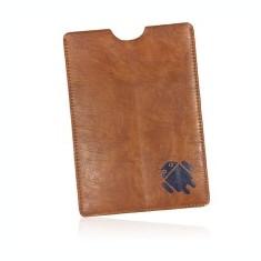 Husa Tableta - HUSA Evolio Evotab2 E-BODA IMPRESSPED E1 TABLETA HUSA DIN PIELE MODEL ANDROID 21.5 x 14 cm (ideala pentru tableta de 7 inci) CULOARE MARO