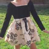 Rochie dans & party - Costum dans, Marime: S