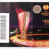 BILET MECI FOTBAL FINALA UEFA 9 mai 2012 Athletic Bilbao - Atletico Madrid **