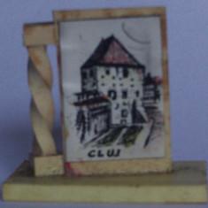 Microvedere-bibelou, Cluj (- Napoca), R. P. R., circa 1960