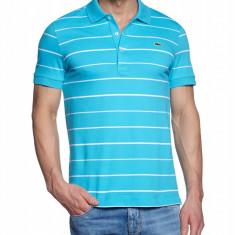 Tricou barbati - Tricou Lacoste Polo model deosebit
