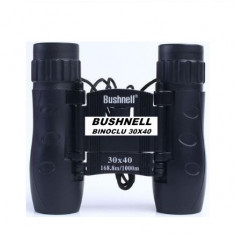 Binoclu vanatoare - PROMOTIE! BINOCLU PROFESIONAL BUSHNELL 30 X 40 +BORSETA, LENTILE TRATATE.