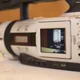 Vand camera video Canon XM2, Mini DV, CCD, 10-20x, 2-3 inch