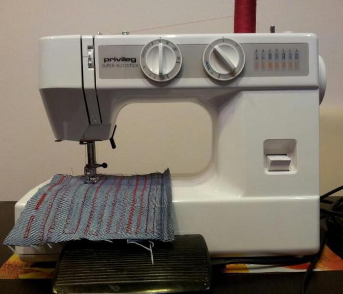 Инструкция К Швейной Машине Privileg