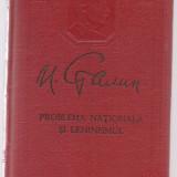 9A(00) I.VStalin- PROBLEMA NATIONALA SI LENINISMUL - Carte de aventura