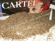 """tutun vrac""OKAZIE pt fumatori !!!Vand tutun tocat-gata de injectat/rulat - fara chimicale- la 1KG cumparat primiti 50gr BONUS ( tocat la FABRICA ) foto"