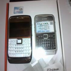 Telefon mobil Nokia E71, Alb, Neblocat - Nokia E71 ORIGINAL