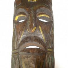Masca de lemn ( din America Centrala)