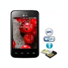 Smartphone LG E435 Optimus L3 II Dual Sim Black (OFERTA!!) - Telefon mobil LG Optimus L3 II, Negru, Neblocat