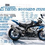 Eva Rider Cooling un Sistem de Aer Conditionat Portabil Moto