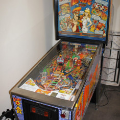 Flipper Pinball Dr. Dude, Game Room, Joc Distractiv. - Foosball