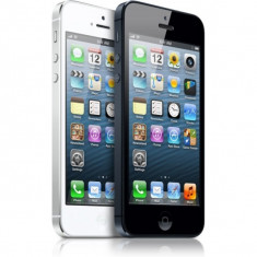 iPhone 5 Apple 64GB LIBER DE RETEA, Negru, Neblocat