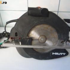 HILTI WSC 85 fierastrau circular 1800w din 2010 - Masina de taiat