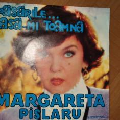 MARGARETA PISLARU DISC VINIL CU DOUA MELODII - Muzica Pop electrecord