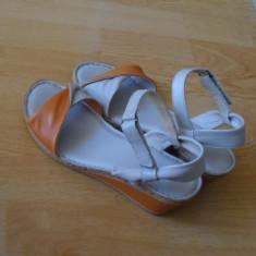 Sandale Andrada- Benvenuti - Sandale dama Benvenuti, Marime: 39, Culoare: Bej, Bej