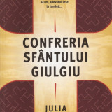 Carte despre Paranormal - JULIA NAVARRO - CONFRERIA SFANTULUI GIULGIU (GIULGIUL DE LA TORINO)