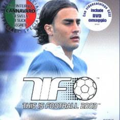 Joc ORIGINAL - fifa 2003-PS2 - Jocuri PS2 Sony