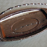 Metal/Fonta, Ornamentale - Tava cromata
