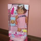 VAND Papusa SBRODOLINA, 2-4 ani, Alte materiale, Fata