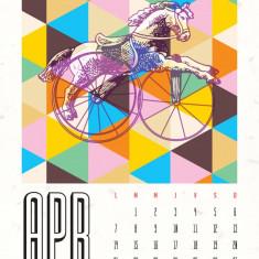 Calendar de perete 2014