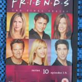 Film serial, Comedie, DVD, Engleza - FRIENDS (sez. 10, epis. 1-4) - film DVD (original, in stare impecabila!!!)