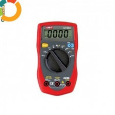 Multimetre - APARAT DE MASURA TENSIUNE REZISTENTE CURENT MULTIMETRU UT 33 A UNI-T