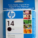 Cartus cerneala HP 14 Black negru C5011DE 26ml Sigilat ! expirat ?! - Cartus imprimanta