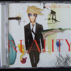 David Bowie - Reality CD - Muzica Rock sony music