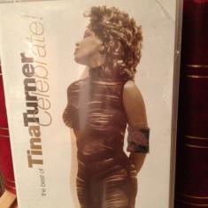TINA TURNER - THE BEST OF CELEBRATE (2000/EAGLE VISION MUSIC) - DVD NOU/SIGILAT - Muzica Rock