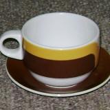Set / Serviciu - mic dejun - portelan Bavaria - Rosenthal - 1952