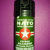 Spray paralizant - SPRAY NATO 40 ML PARALIZANT GAZ, made in germany