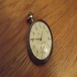 ceas omega argint
