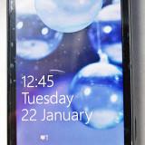 LG E900 Optimus 7 - Telefon LG, Negru, 16GB, Neblocat, Single SIM, Single core