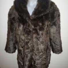 Palton blana Repel; marime 48: 60 cm bust, 95 cm lungime etc; impecabila ca noua - Palton dama, Culoare: Din imagine