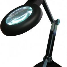 Lampa veioza cu lupa 87mm 928A 09300