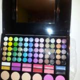 Trusa Make-up 78 Culori , Blush, Luciuri Farduri Profesionale OFERTA 50 % REDUCERE