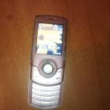 Telefon Samsung, Roz, Nu se aplica, Vodafone, Single SIM, Fara procesor - Samsung S3100 ROZ