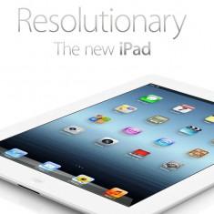 Apple iPad 3 4G alb + husa smartcover - Husa Tableta