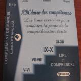 Manual Clasa a IX-a - ABCdaire des competences