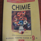 Manual Clasa a IX-a - Manual Chimie pentru clasa aIXa