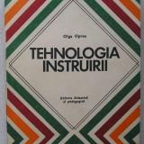 Carte hobby - Olga Oprea - Tehnologia Instruirii